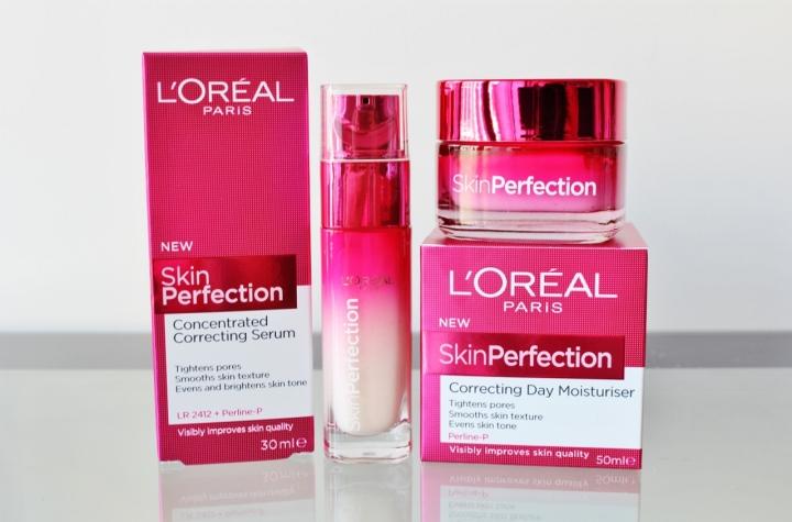 L'Oréal skin